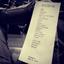 Setlist photo from Tegan and Sara - Esplanade Concert Hall, Singapore, Singapore - 13. May 2013
